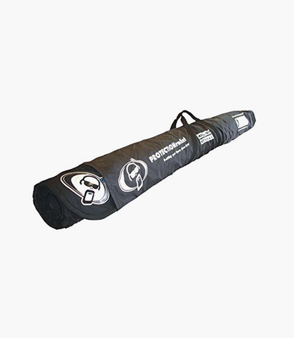 Protection Racket - 9020 01 Folding Drum Mat 2.00 m x 1 6m w bag - Melody House Musical Instruments