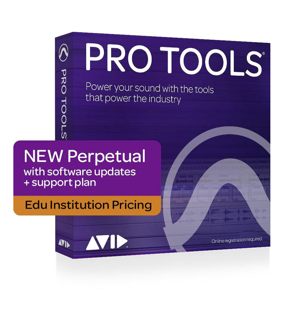 Buy Avid ProTools - 9938 30001 80 PT 1Y Sub NEW Updates Support EDU IN