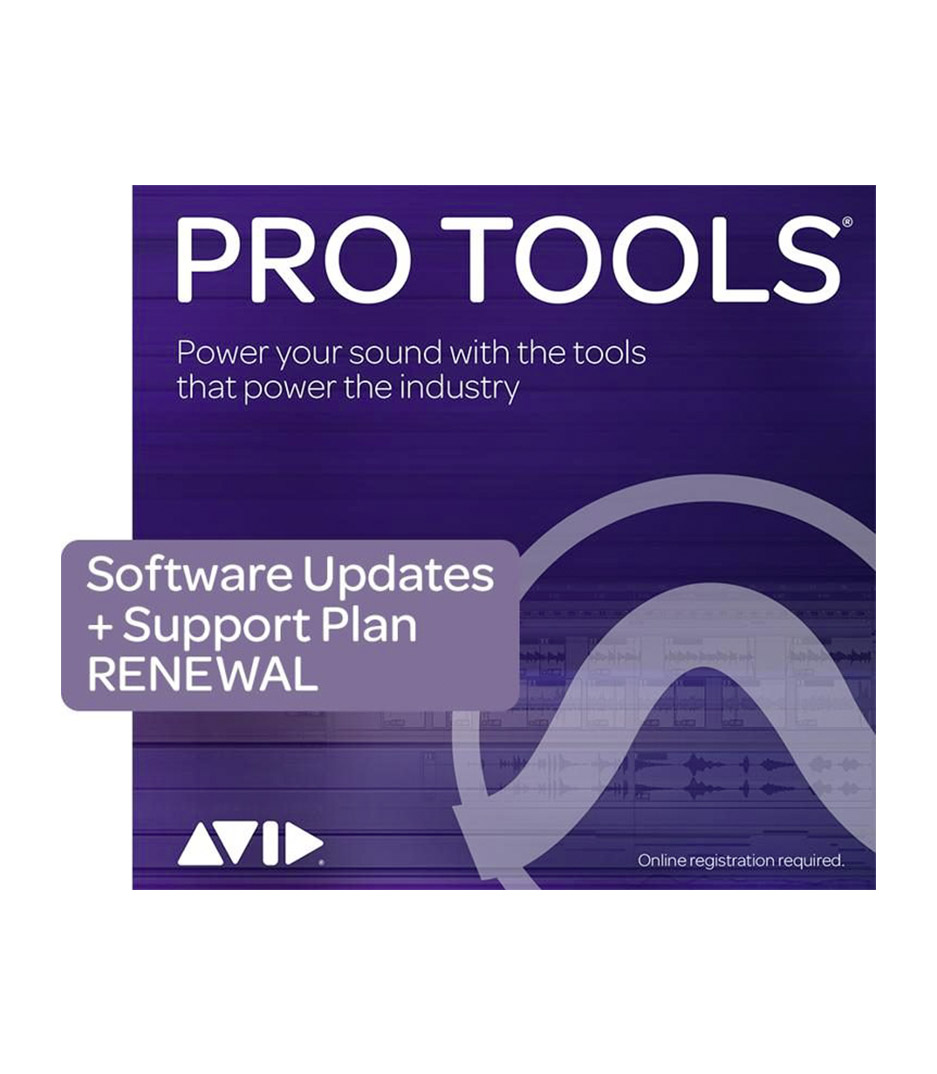 buy avidprotools 9938 30003 00 pro tools 1 year software updates  s