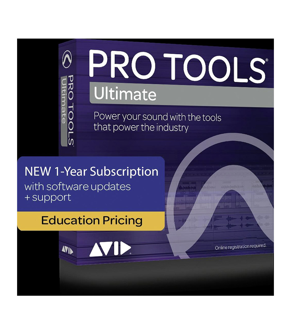 buy avidprotools 9938 31000 00 pt ult 1y subsc new edu paid up fron