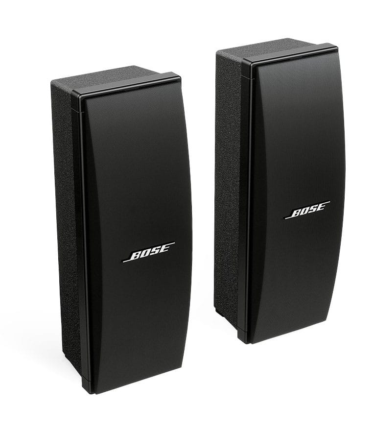Panaray 402 Series IV Black Speaker