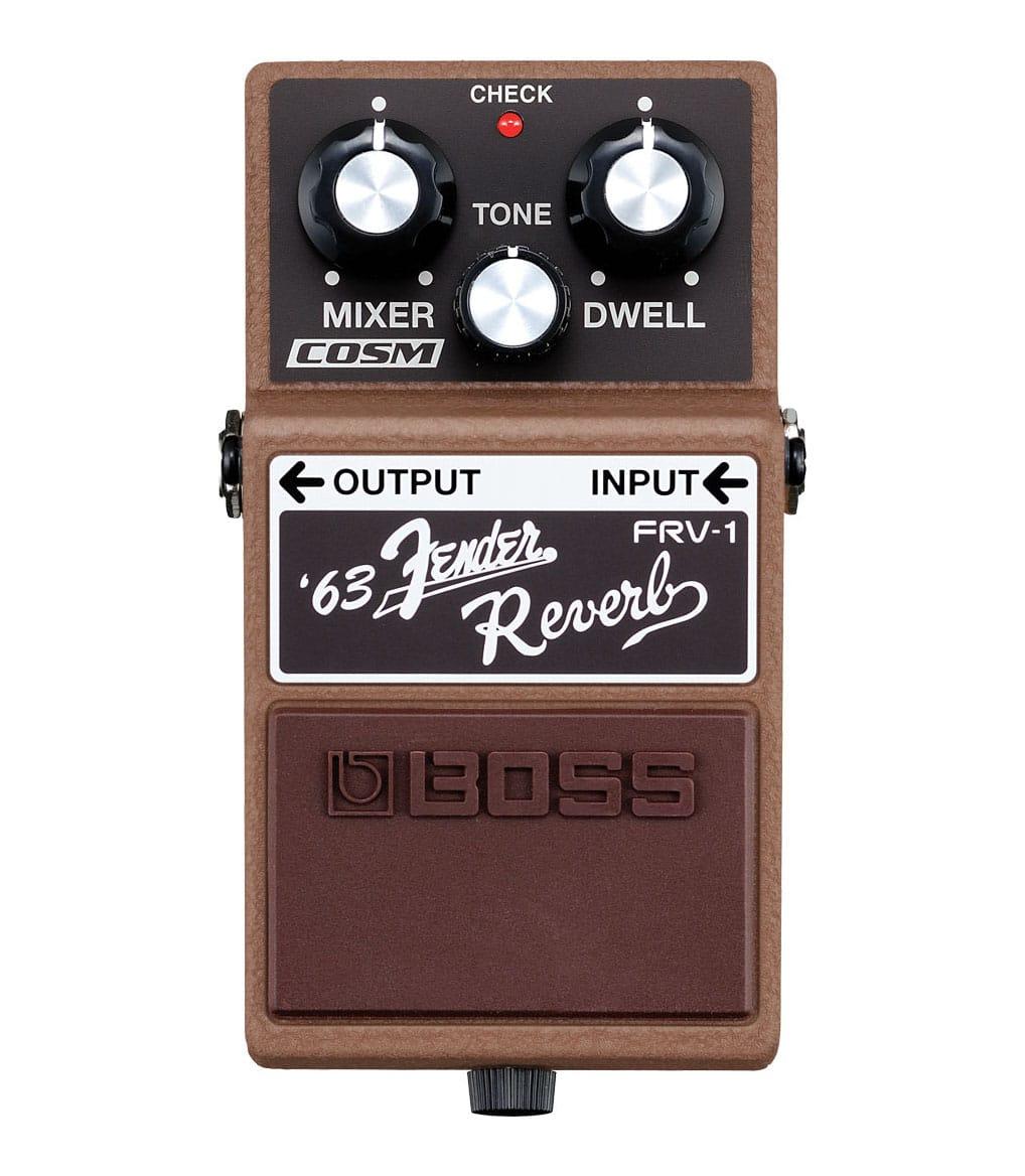 Boss - FRV 1 Fender Reverb
