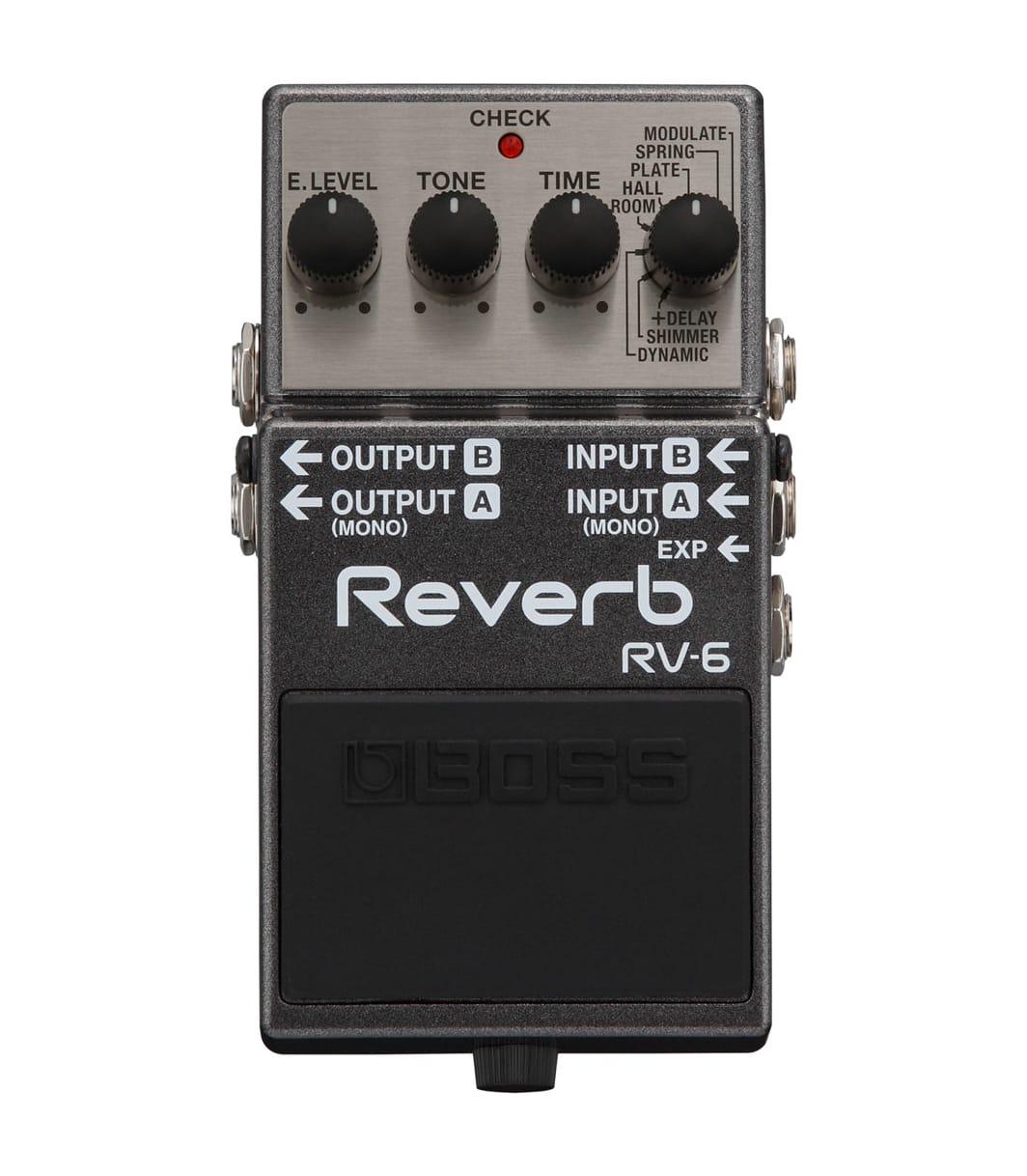 buy boss rv 6 reverb