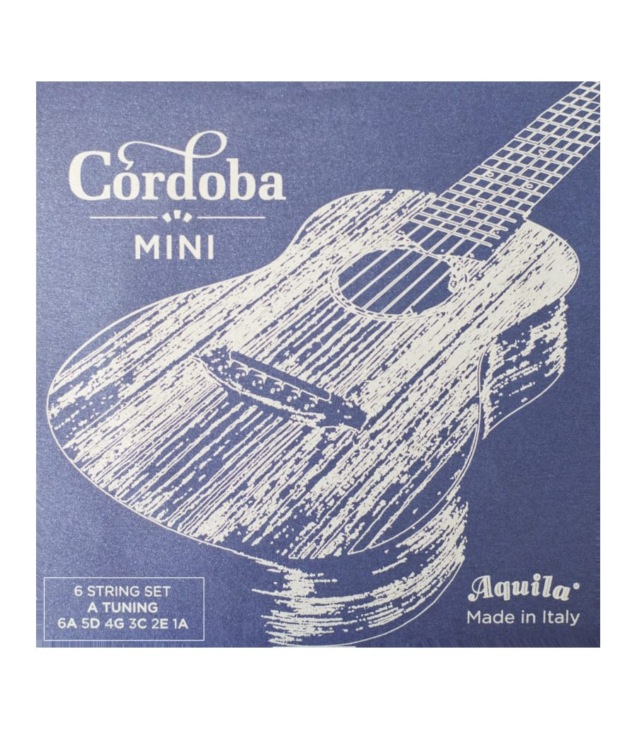 Buy cordoba Aguila Mini 6 String Set A Tuning Melody House