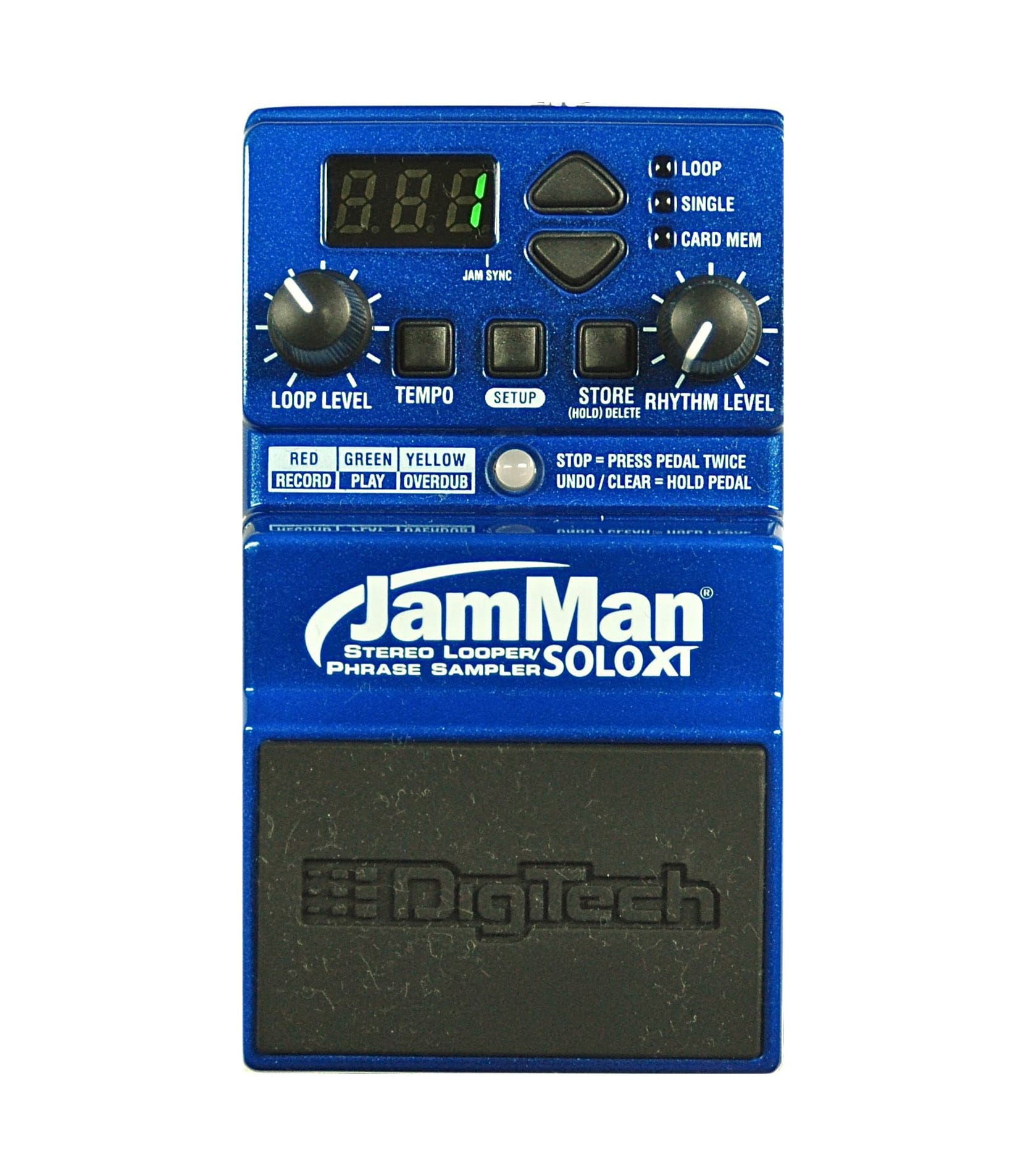 Buy digitech JAMMAN SOLO XT Melody House