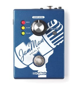 Buy digitech JAMMAN VOCAL XT Melody House