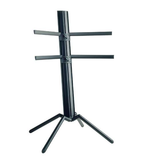buy k&m 18850 000 35 spider keyboard stand black