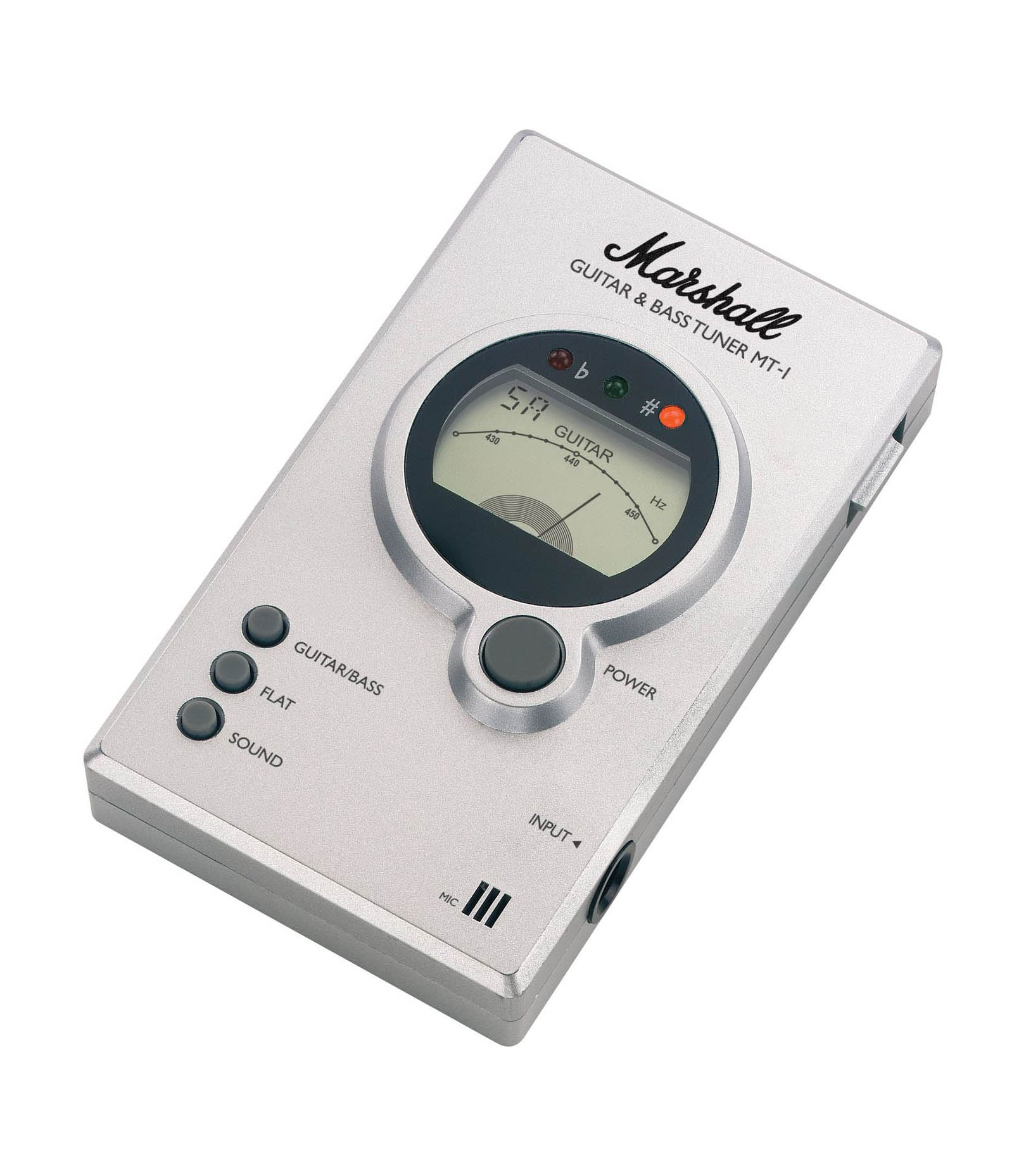 Buy marshall MT 1 GuitarBass Tuner Melody House