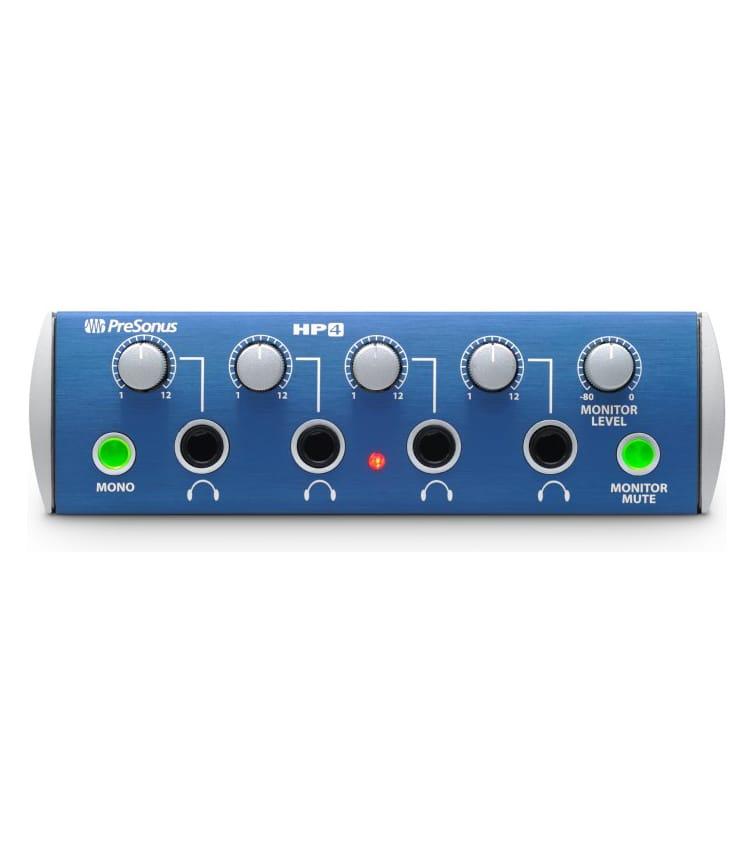 Buy presonus HP4 4 Channel Headphone Distribution System Melody House