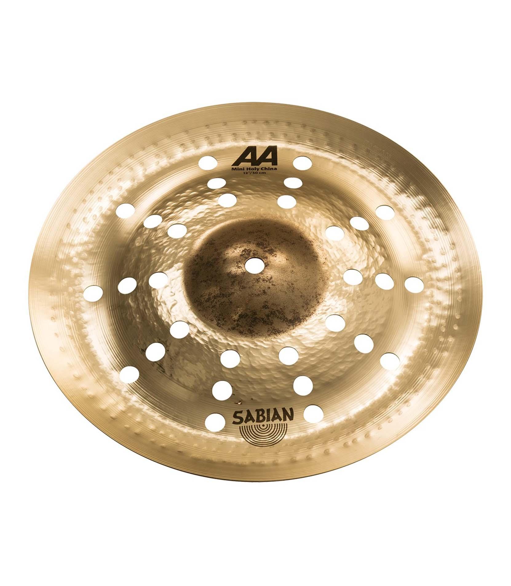 """Buy sabian 12"""" AA Mini Holy China Brilliant Melody House"""