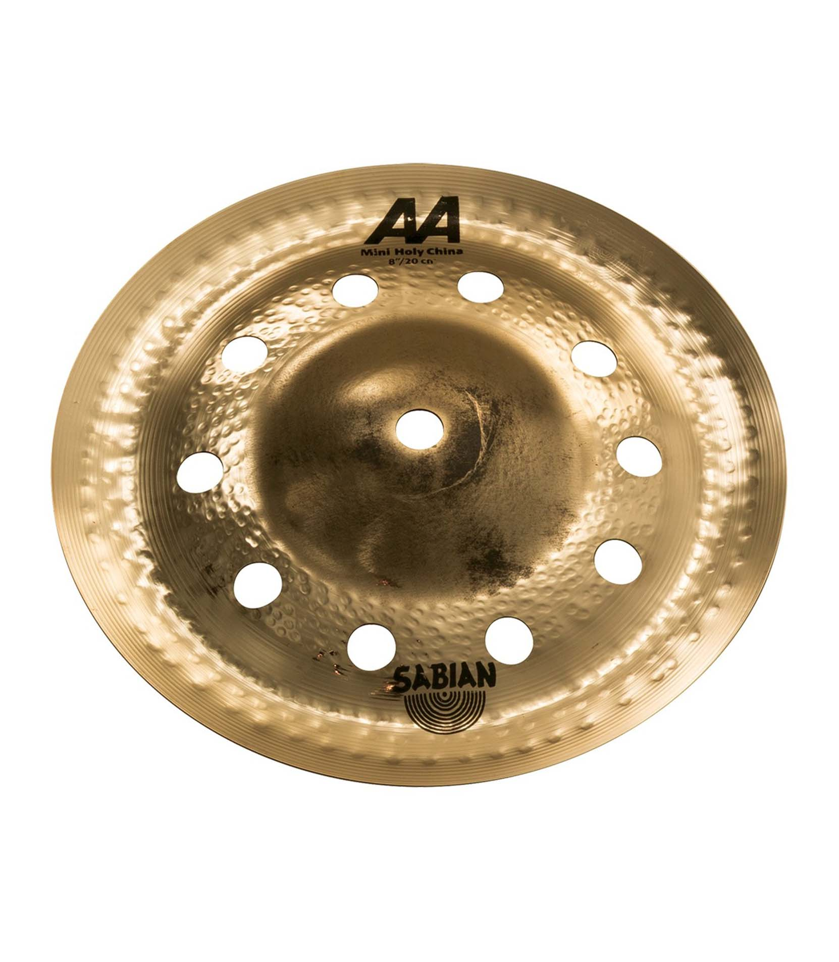 Sabian - 8 AA Mini Holy China Brilliant - Melody House Musical Instruments