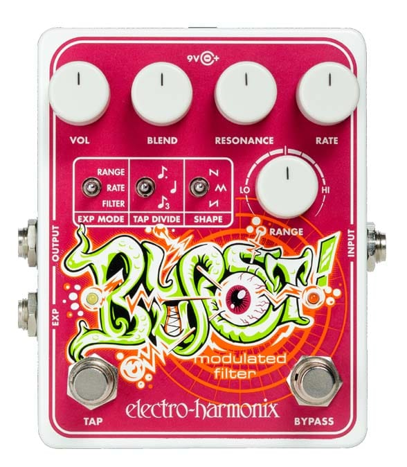 Electro Harmonix - Blurst Modulated Filter Pedal