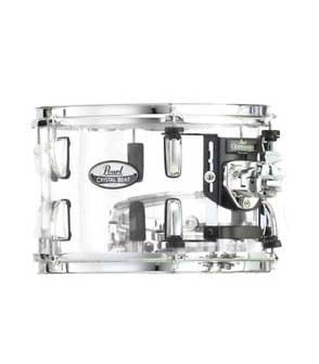 Buy pearl CRB1007T C 730 10 x 7 Crystal Beat Tom w OptiMo Melody House