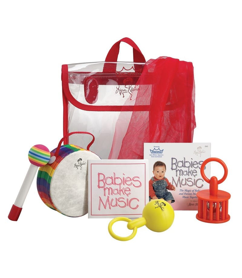 Buy remo Babies Make Music Kit No DVD Melody House