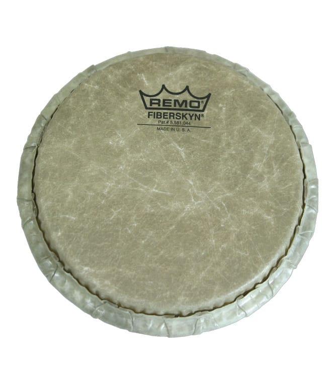 buy remo bongo drumhead tucked 7 15 fiberskyn