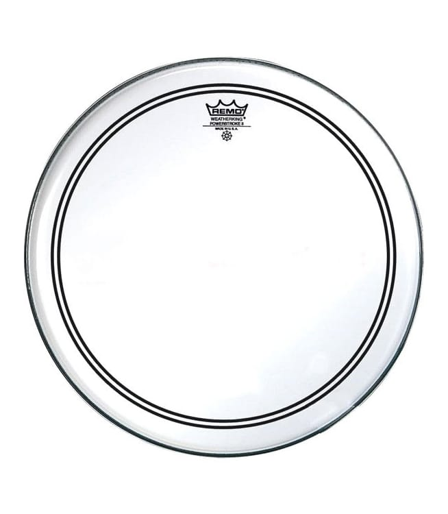 Buy remo Batter POWERSTROKE 3 Clear 14 Diameter Melody House