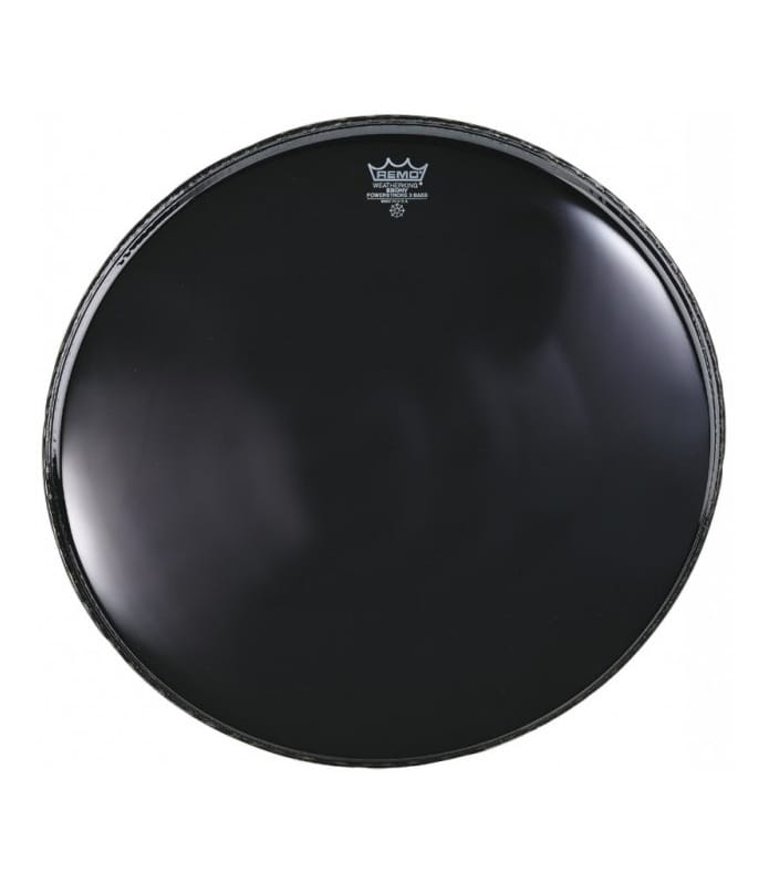 Buy Remo - Bass POWERSTROKE 3 EBONY 18 Diameter 5 Bla