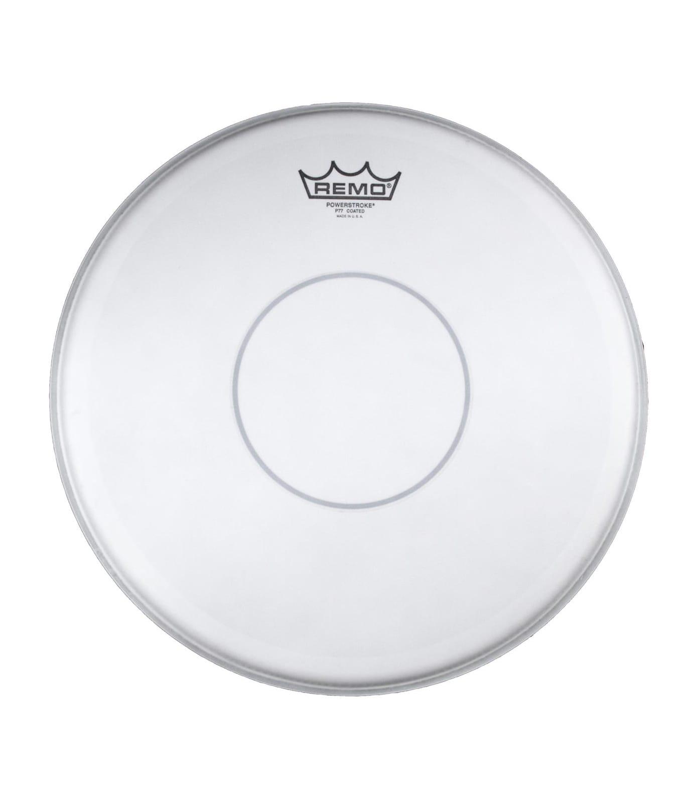 buy remo batter powerstroke 77 coated 14 diameter ope
