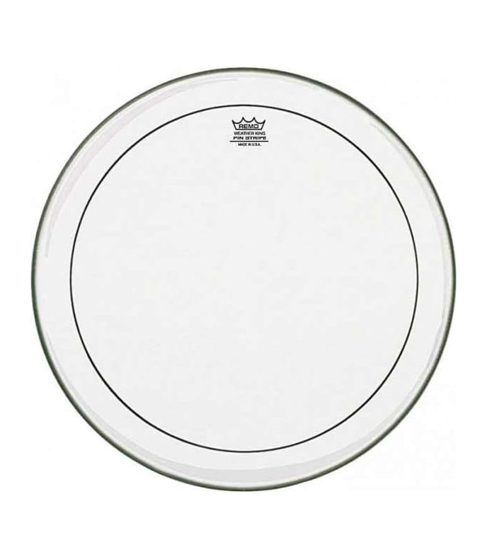 Buy remo Batter PINSTRIPE Clear 12 Diameter Melody House