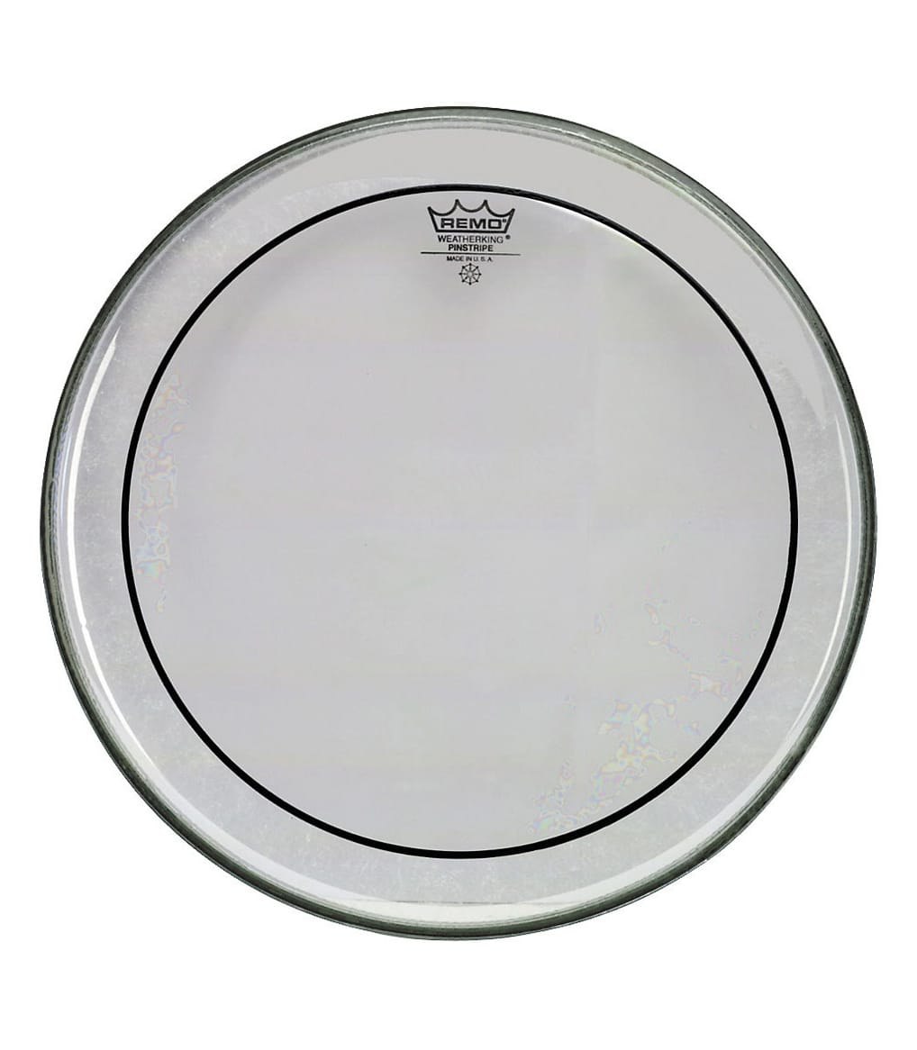 Buy remo Batter PINSTRIPE Clear 13 Diameter Melody House