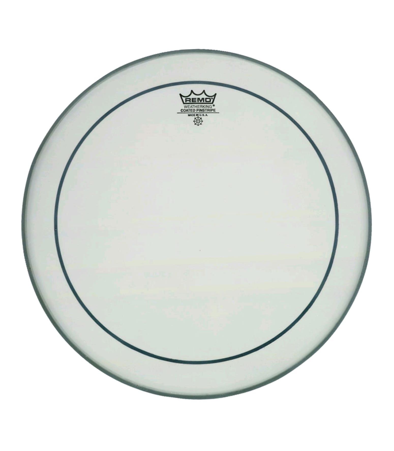 buy remo bass pinstripe coated 18 diameter