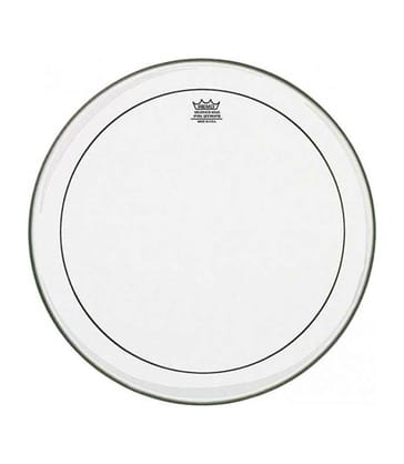 Buy remo Bass PINSTRIPE Clear 24 Diameter Melody House