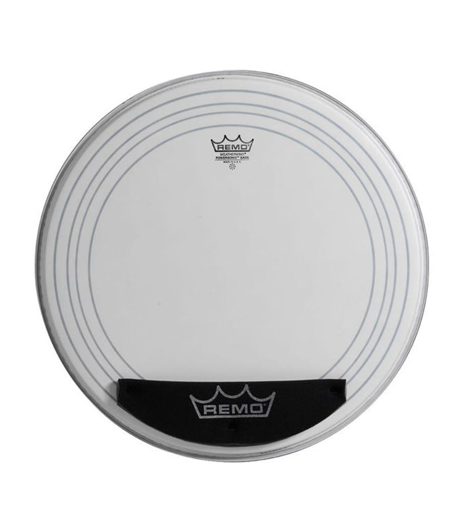 buy remo bass powersonic coated 18 diameter