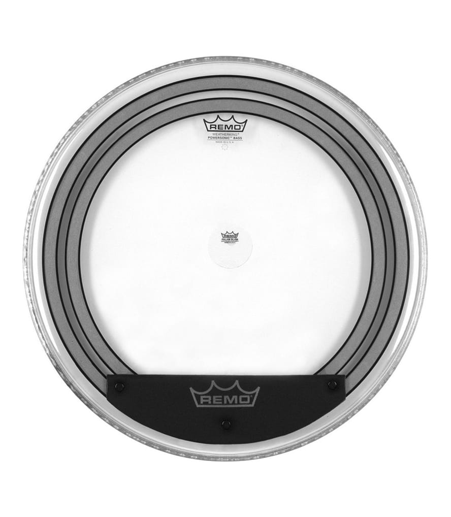 Buy Remo - Bass POWERSONIC Clear 24 Diameter