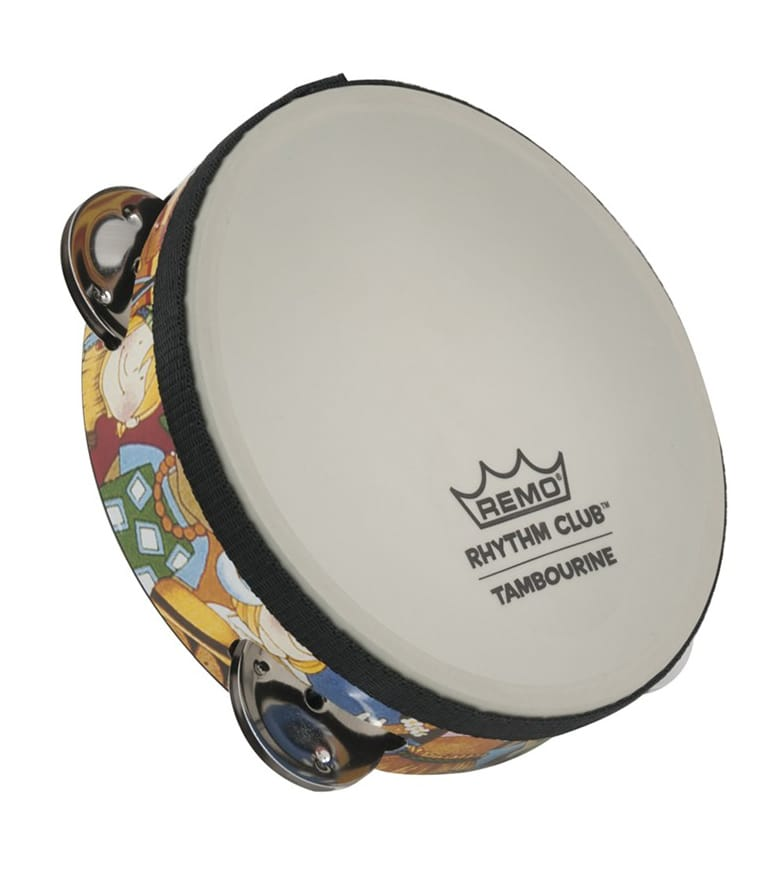 Buy remo RHYTHM CLUB Tambourine 1 75 X 6 4 Sets Jingl Melody House
