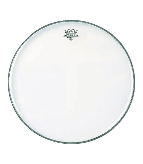 Buy remo Snare AMBASSADOR Hazy 12 Diameter Melody House