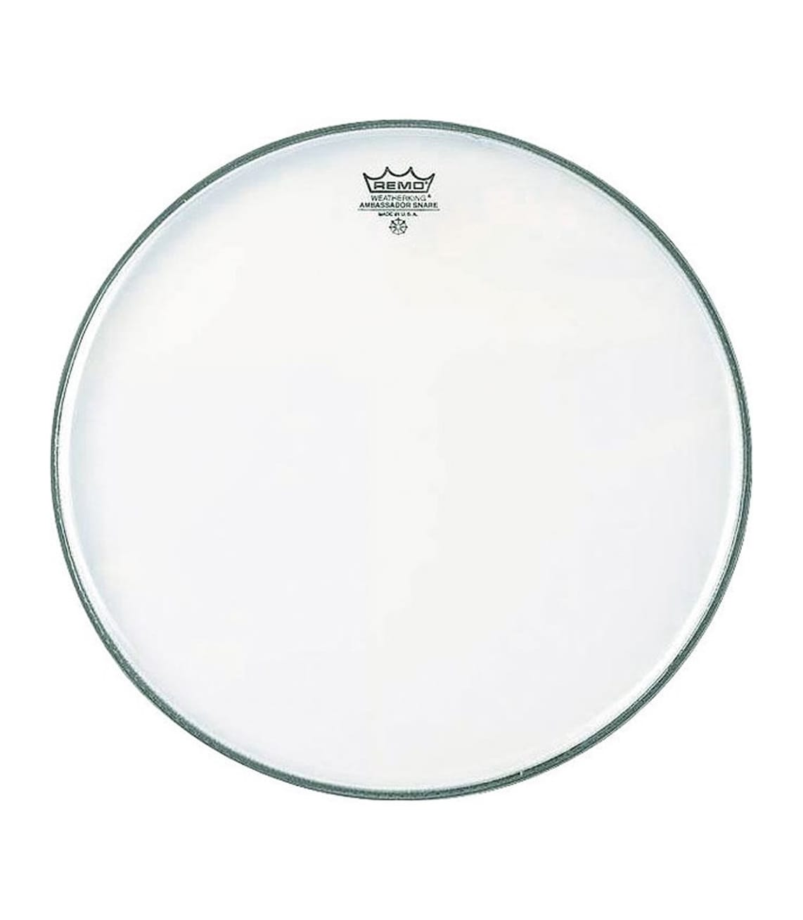 Remo - Snare DIPLOMAT Hazy 14 Diameter - Melody House Musical Instruments