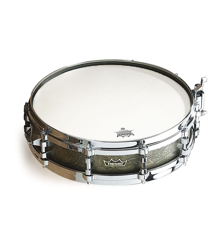buy remo 3 5 x 14 brass snare gold crown special