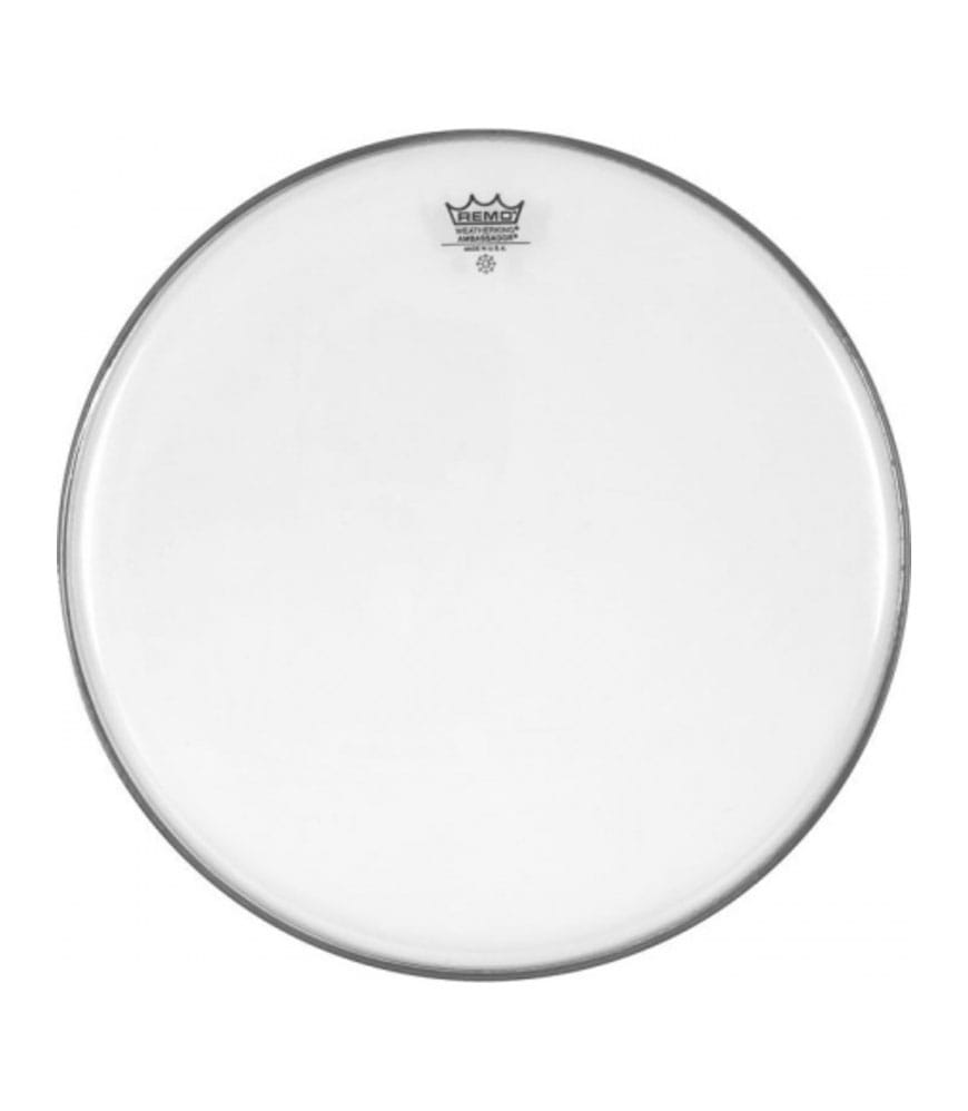 Buy remo Batter AMBASSADOR Clear 15 Diameter Melody House