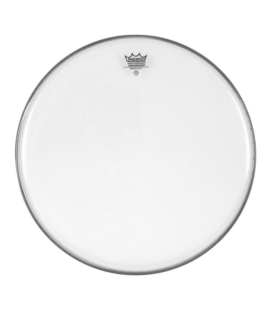Buy remo Batter AMBASSADOR Clear 20 Diameter Melody House