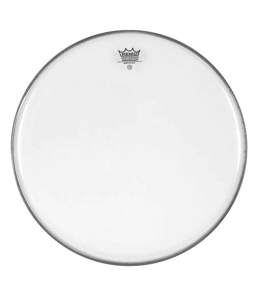 buy remo bass ambassador clear 24 diameter