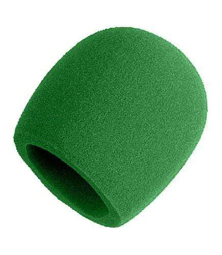 Buy Shure - A58WSGRN Windscreen Assembly for SM58 Green Colour