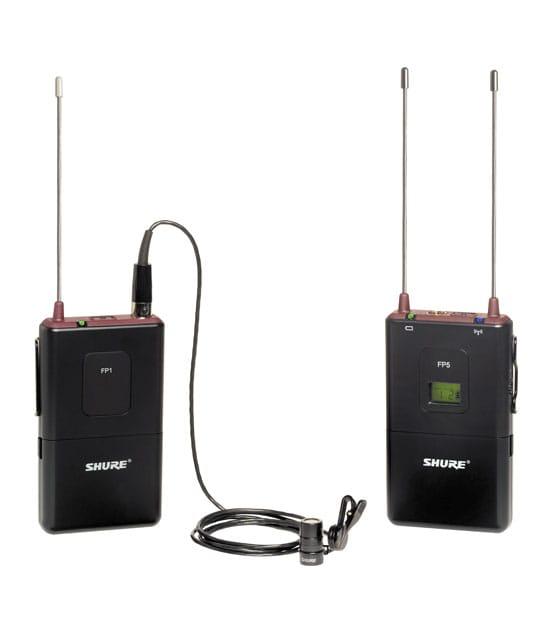 Shure - FP15 83 K3E FP BODYPACK SYSTEM W WL183