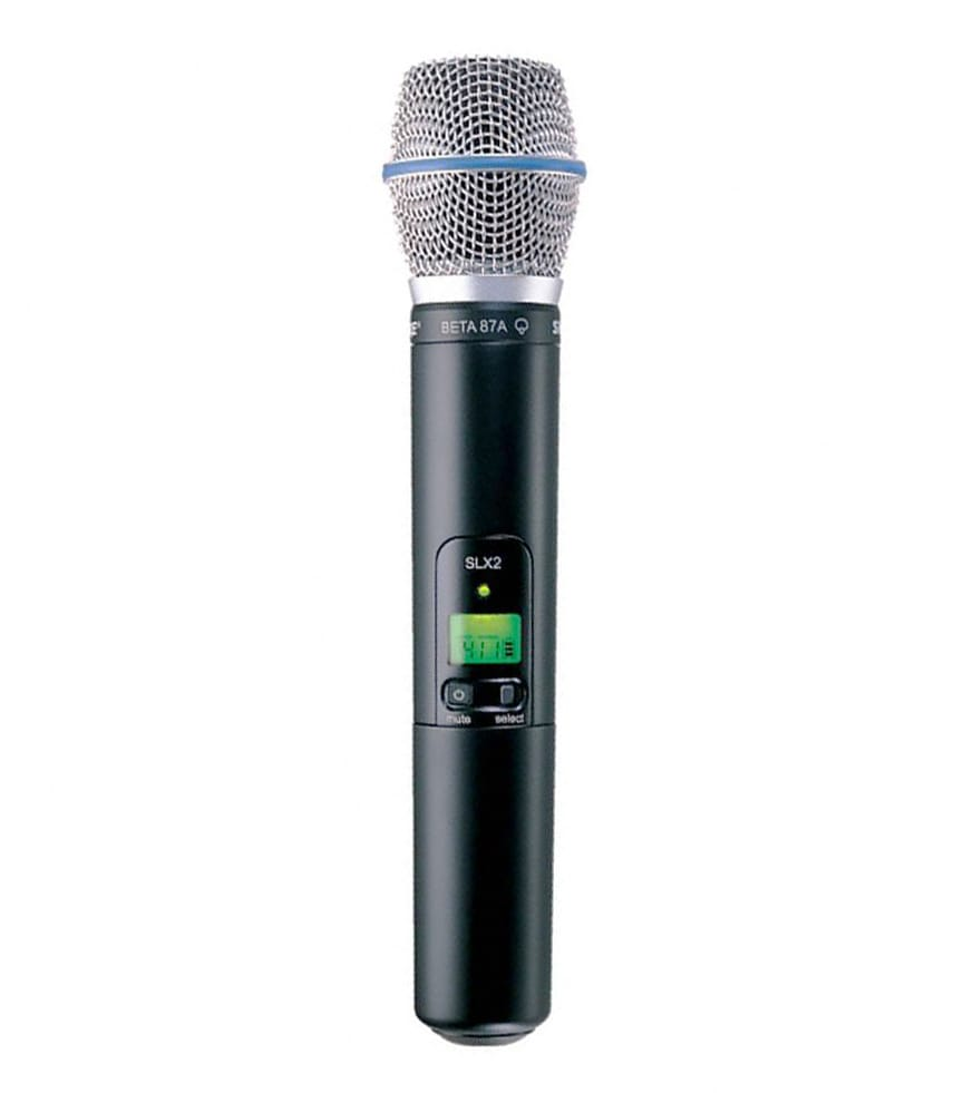 SLX2 BETA87AX J3 Handheld Transmitter only
