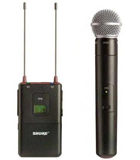 Shure - FP25 SM58 K3E - Melody House Musical Instruments