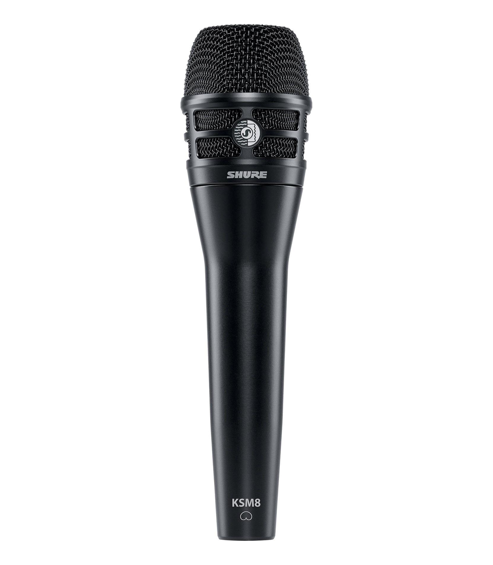 KSM8 B Dualdyne Cardioid Dynamic Handheld Vocal Mi