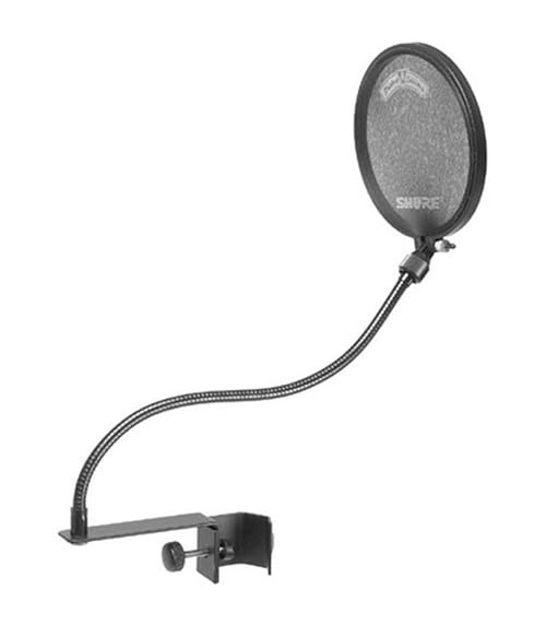 Shure - Pop Filter Popper Stopper - Melody House Musical Instruments