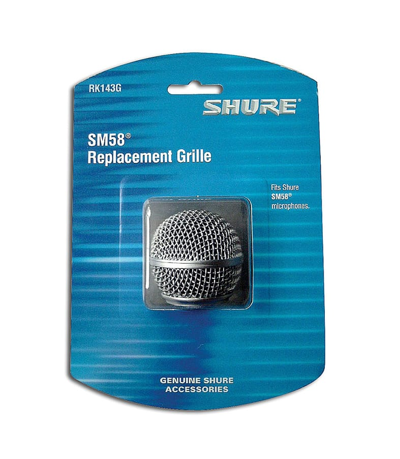 Shure - Grille For SM58 - Melody House Musical Instruments