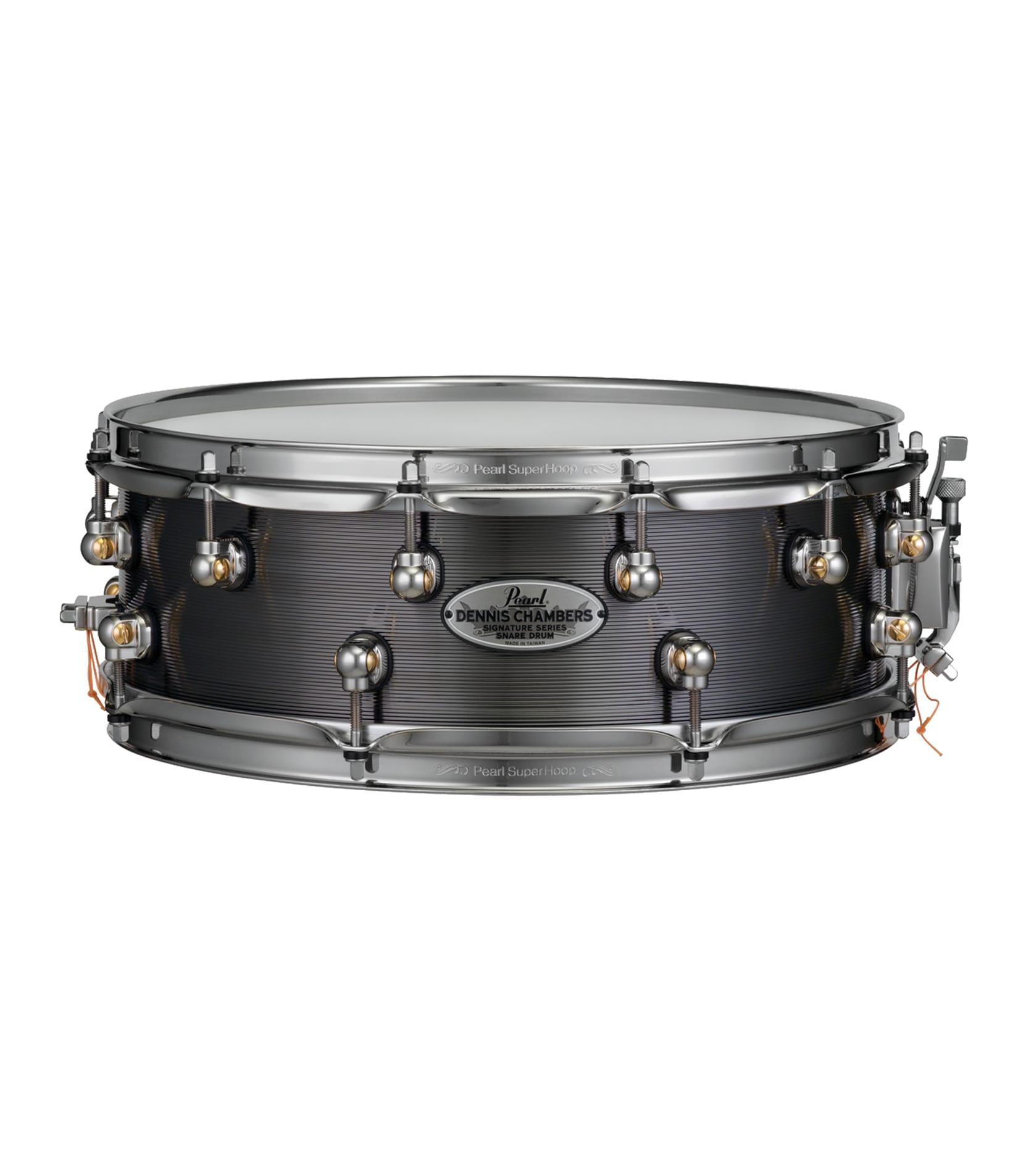 buy pearl dc1450s n dennis chambers 14x5 0 snare drum