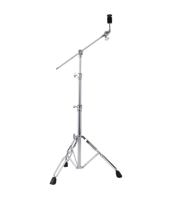buy pearl bc 830 cymbal boom stand uni lock tilter