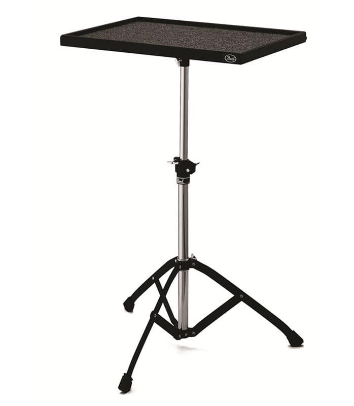buy pearl ptt 1824 trap table small 18x24 base tripod