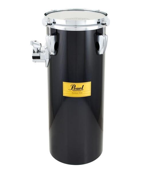 buy pearl al612 6 x 12 aluminum shell rocket tom piano black