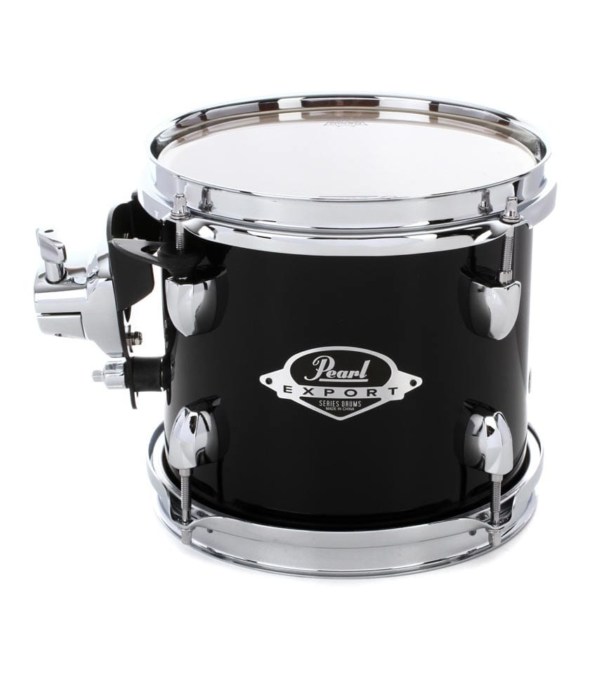 Buy pearl EXX8 Add On Export 8 Inch Tom Jet Black Finish Melody House
