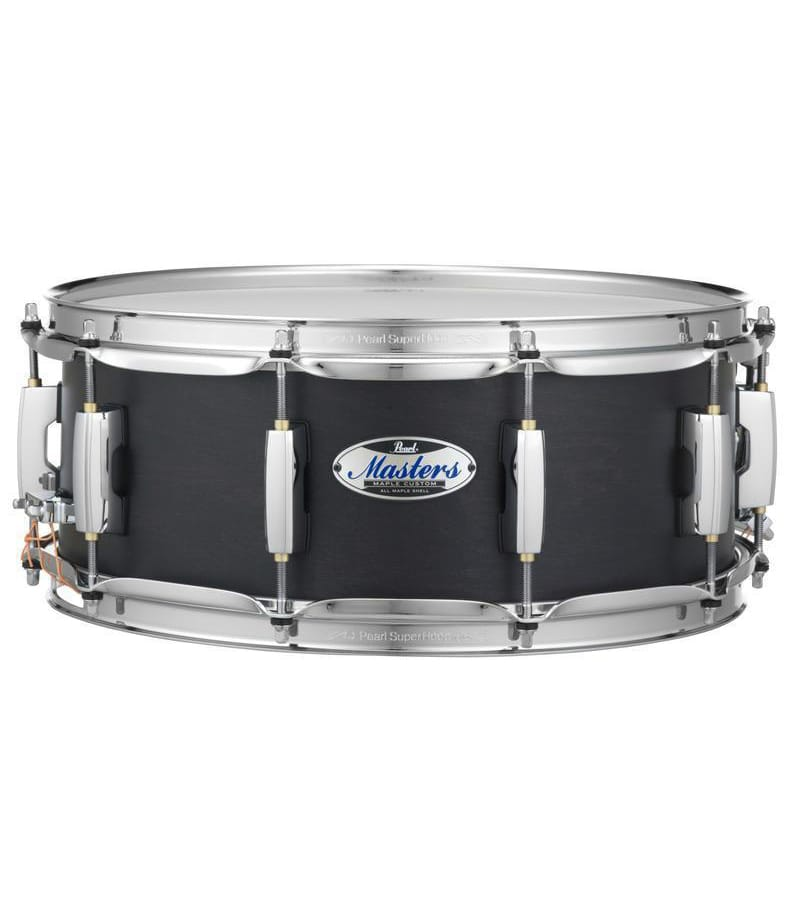 buy pearl mct1455s c 124 masters maple custom 14x5 5 snare