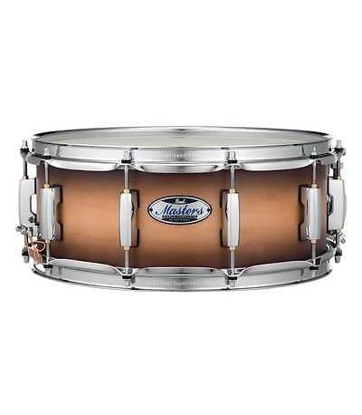 Buy Pearl MCT1455S C 351 Masters Maple Custom 14x5 5 snare Melody House
