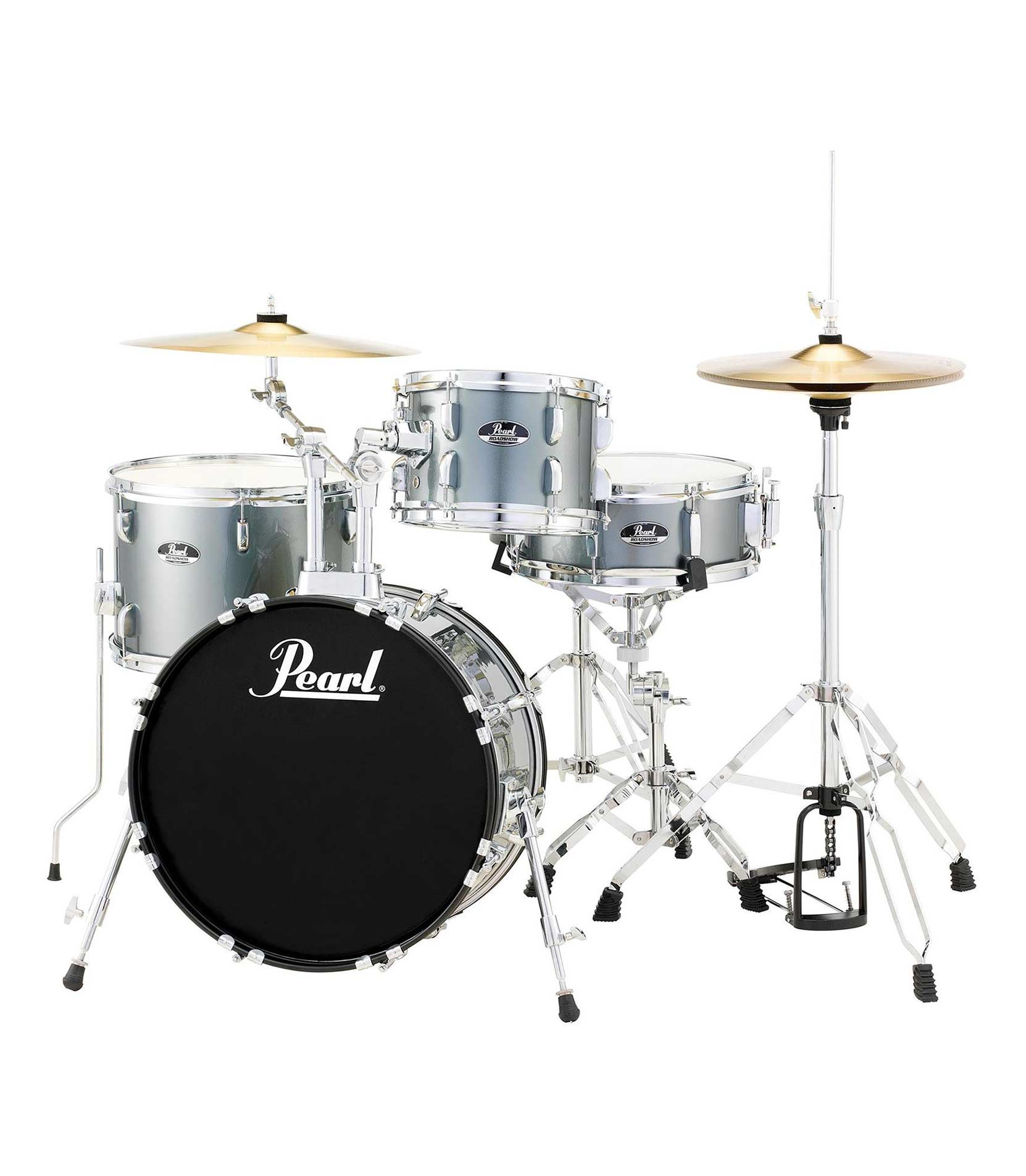 Buy Pearl RS584C C 7064pc kit w hardware & cymbals Melody House